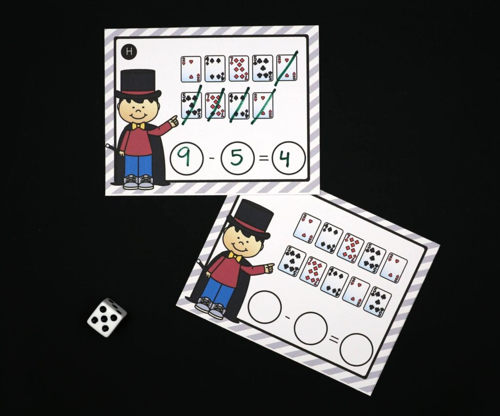 Magic Subtraction - Featured