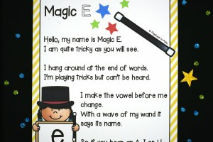 Motivating Magic E Activities