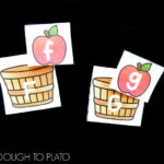 Apple Alphabet Match