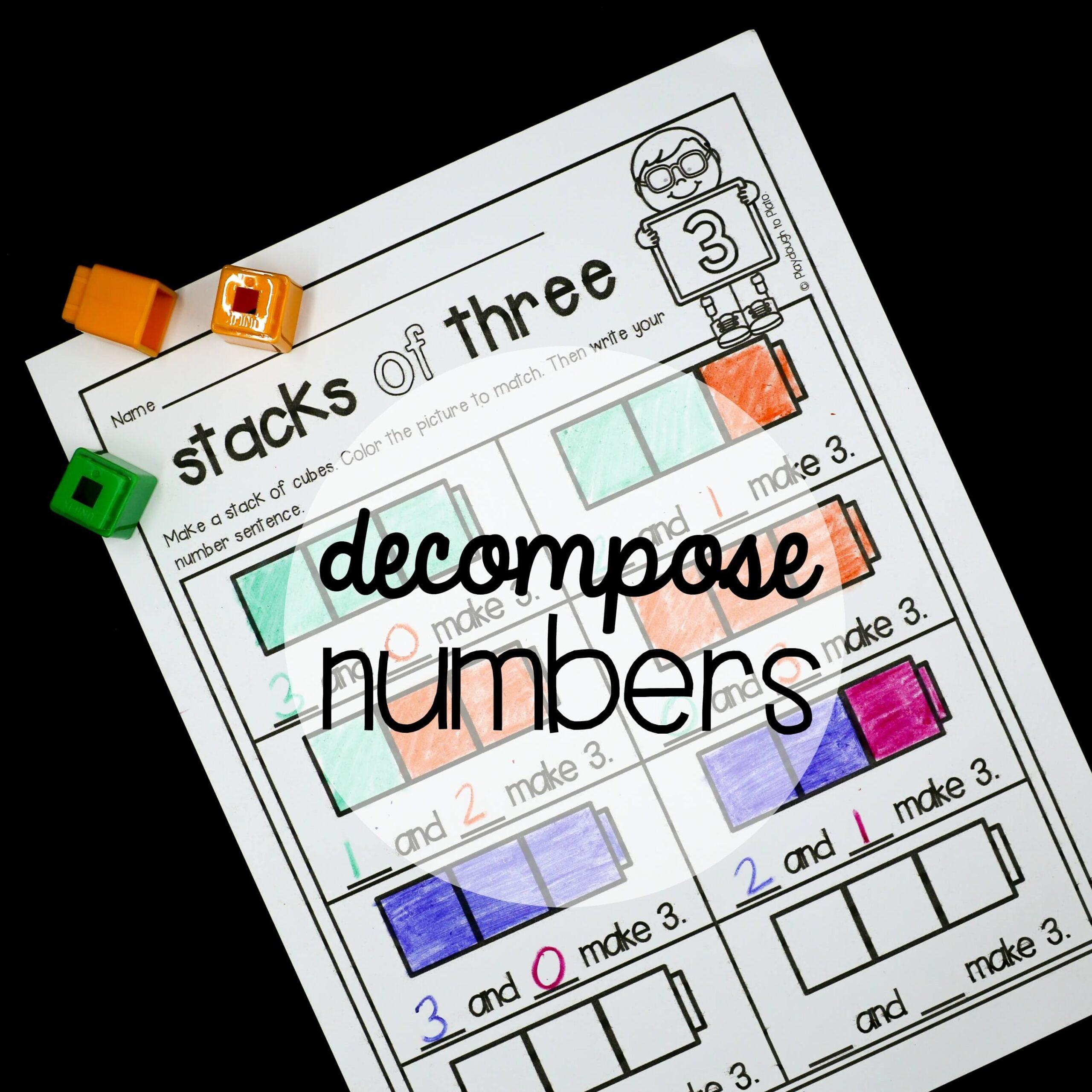 Number Decomposition