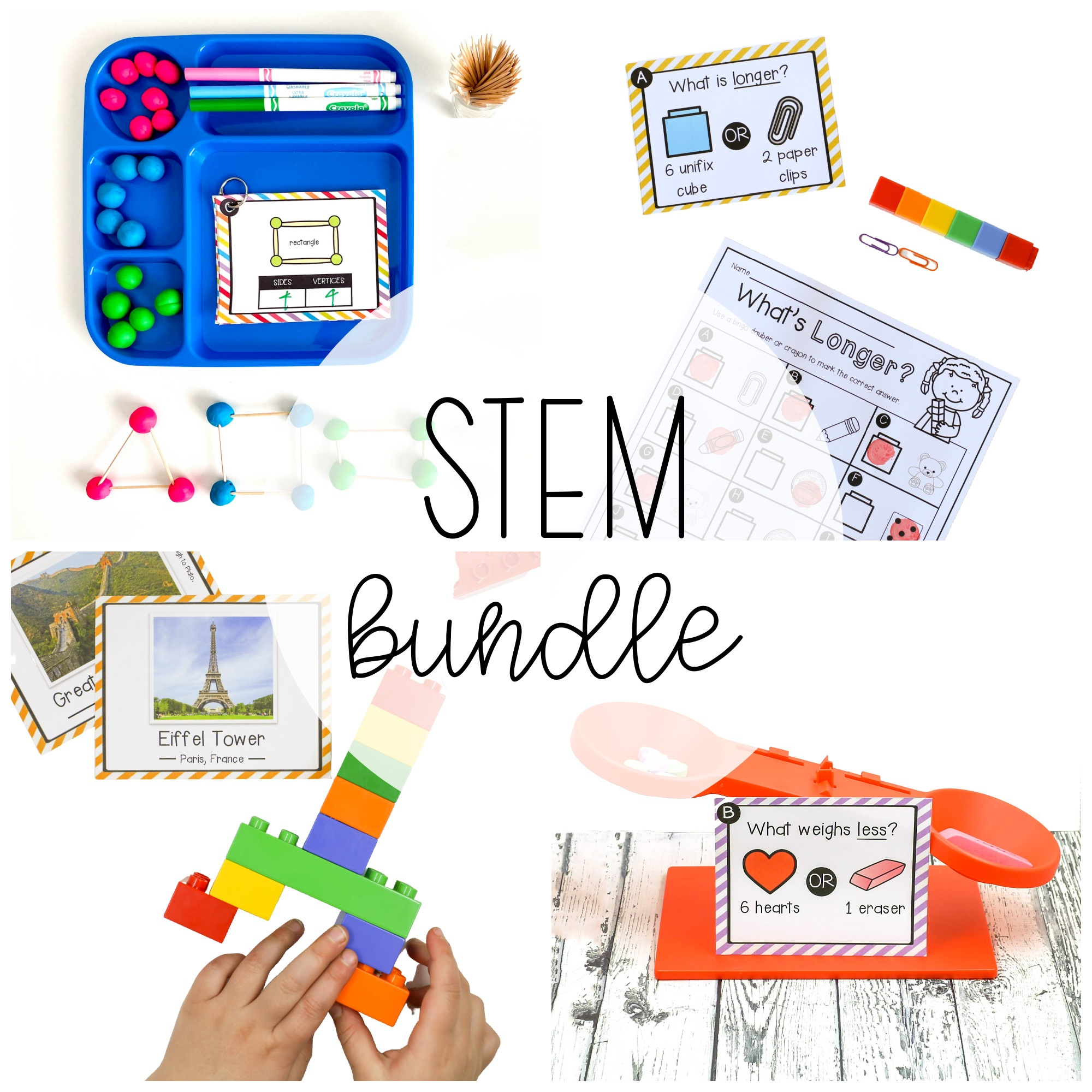 Epic STEM Challenge Bundle
