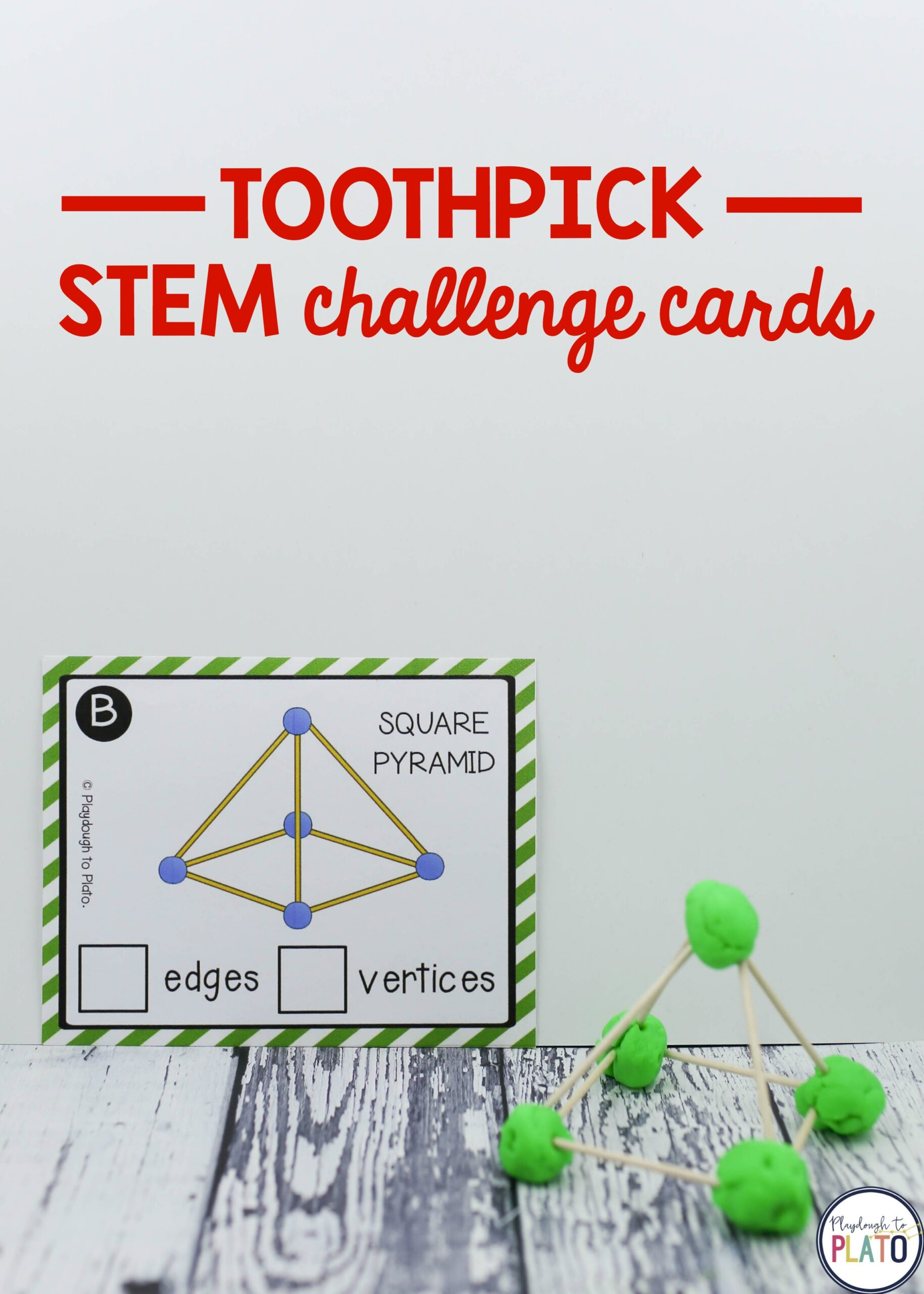 Toothpick STEM Structures