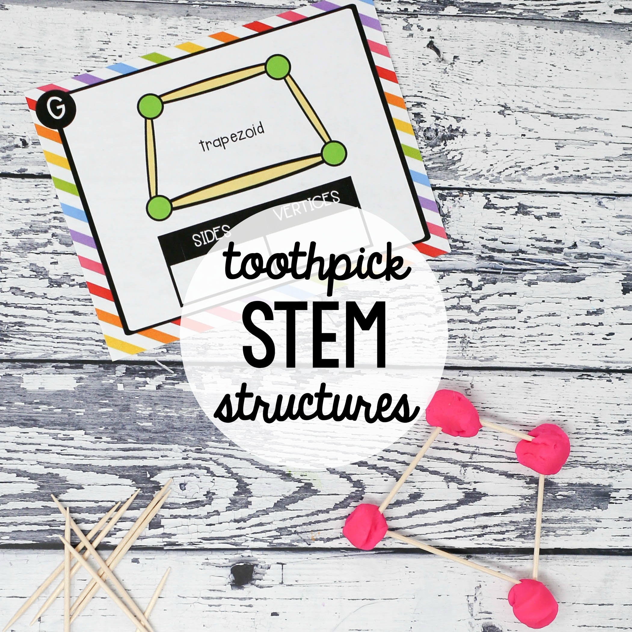 STEM Challenge: Build Toothpick Structures