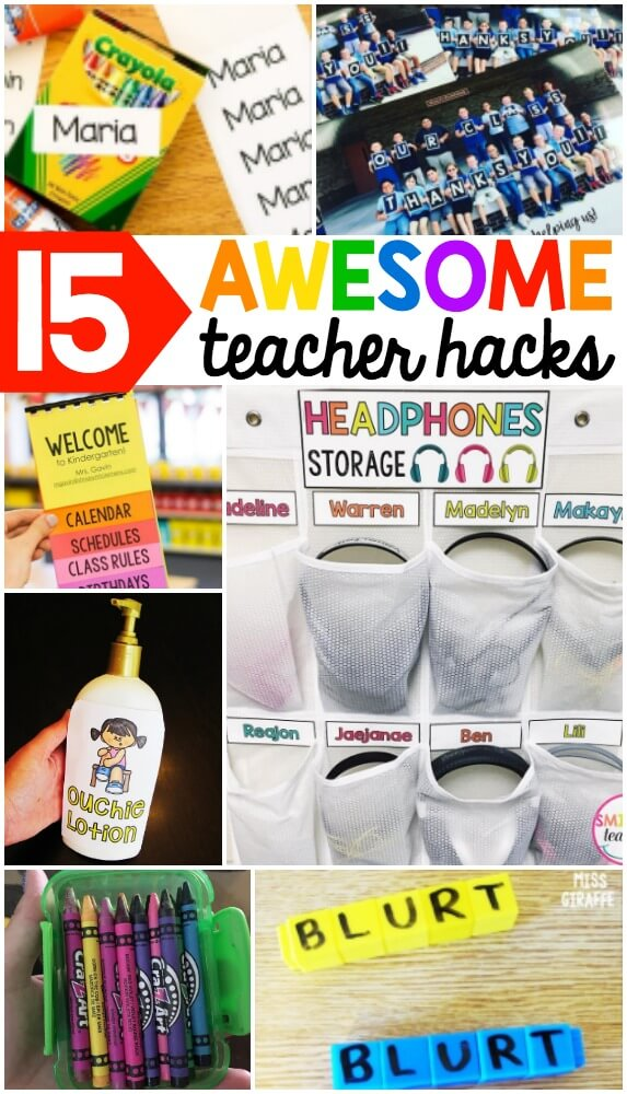 15 Awesome Teaching Tips