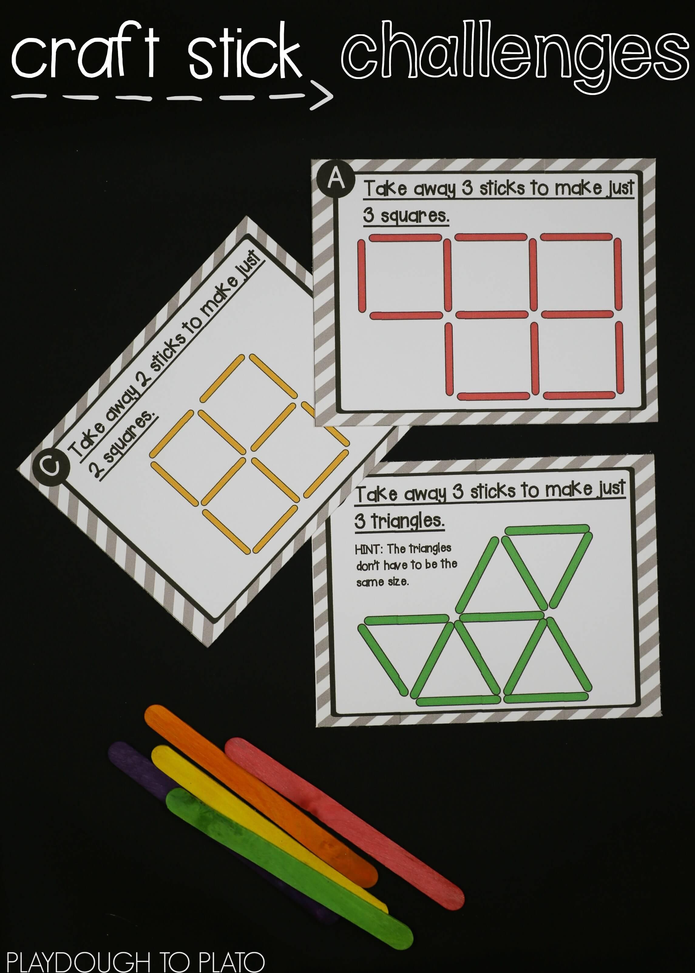 ENDLESS STEM Challenge Bundle Playdough To Plato