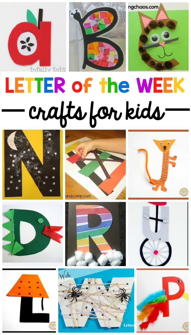 A Z Letter Of The Week Crafts Playdough To Plato