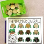 Teen Number Coverall