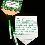 How to Create a Leprechaun Trap Writing Activity