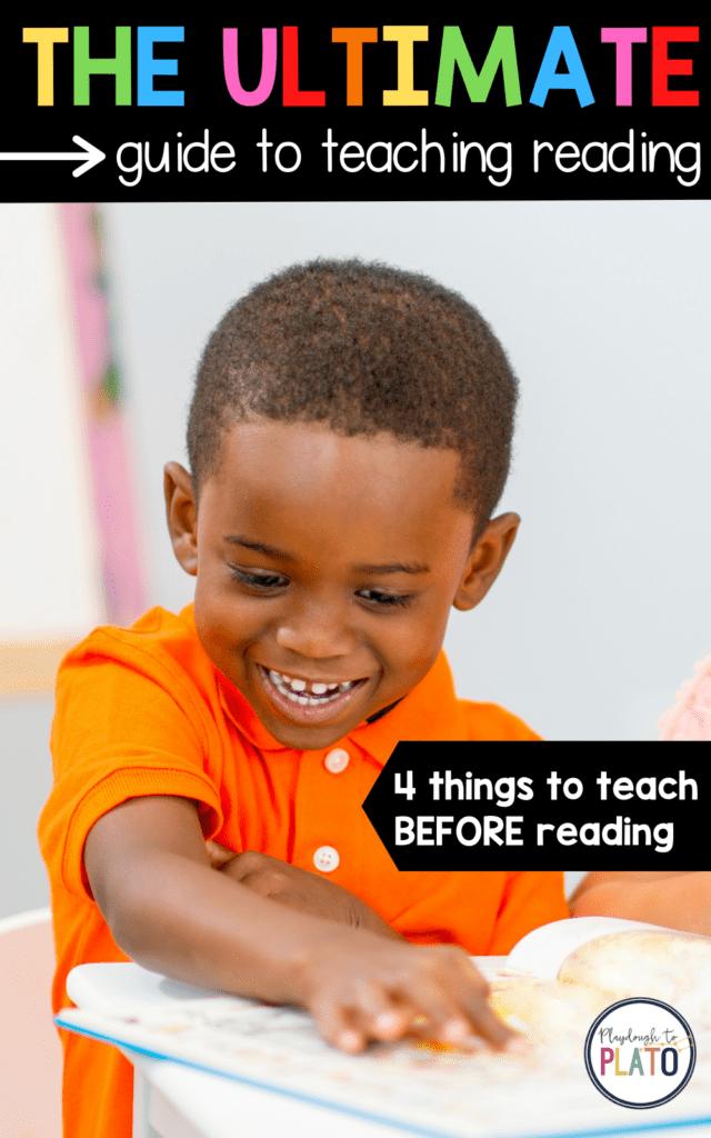 How to Teach Reading