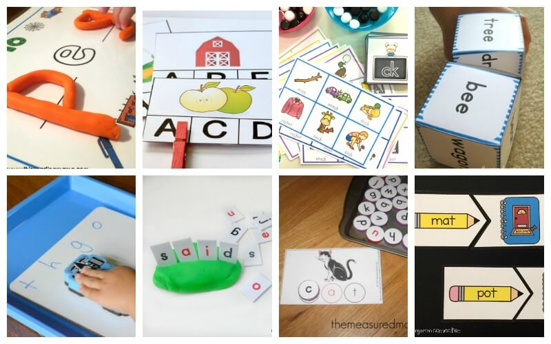 Make your word work centers a fun place for kids with these clever activities for word work! Kids won't even realize they are learning essential skills!