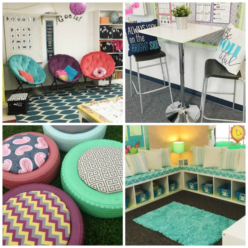 15 Flexible Seating Ideas Playdough To Plato