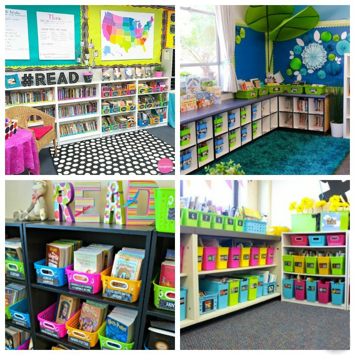 Fun And Cozy Library Design By Yta: Gorgeous Classroom Libraries