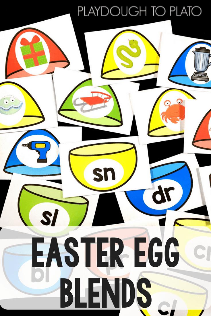 Easter Egg Blends