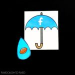 Raindrop Beginning Sound Match