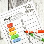 Magic Sight Words