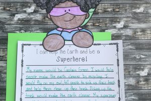 Earth Day Superheroes