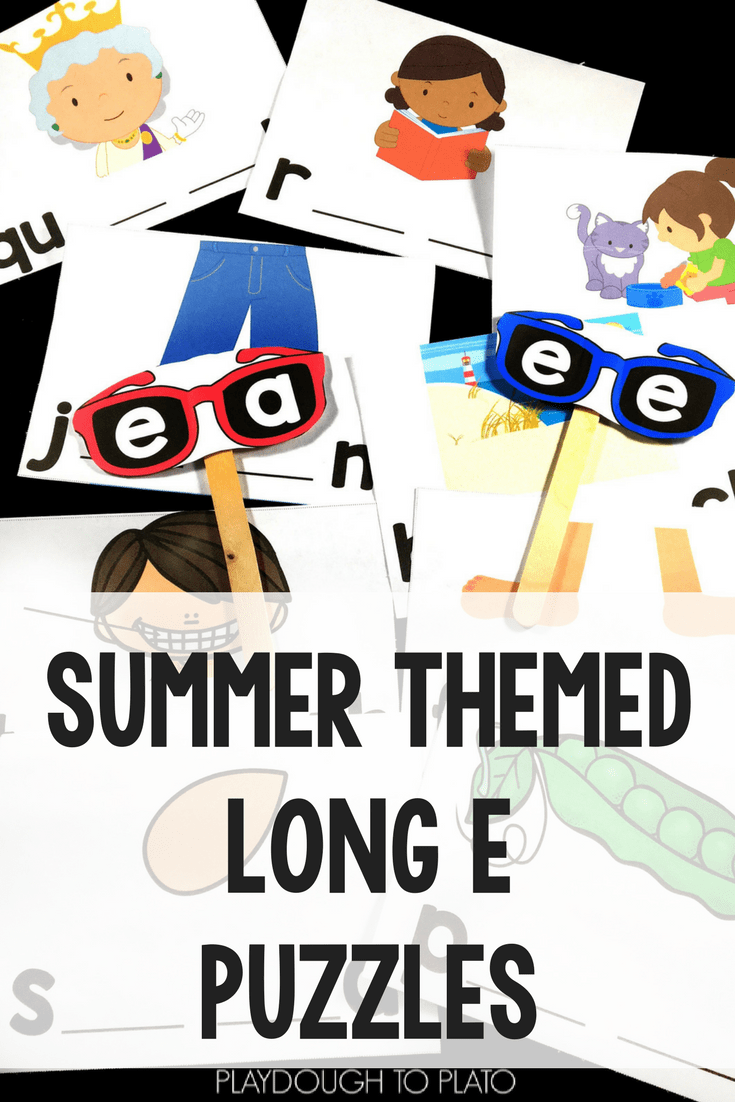 Summer Long E Cards