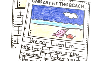 Beach Writing Prompt