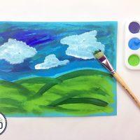 Little Cloud Paintings