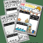 My Summer Report