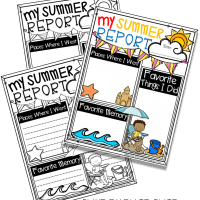 My Summer Report