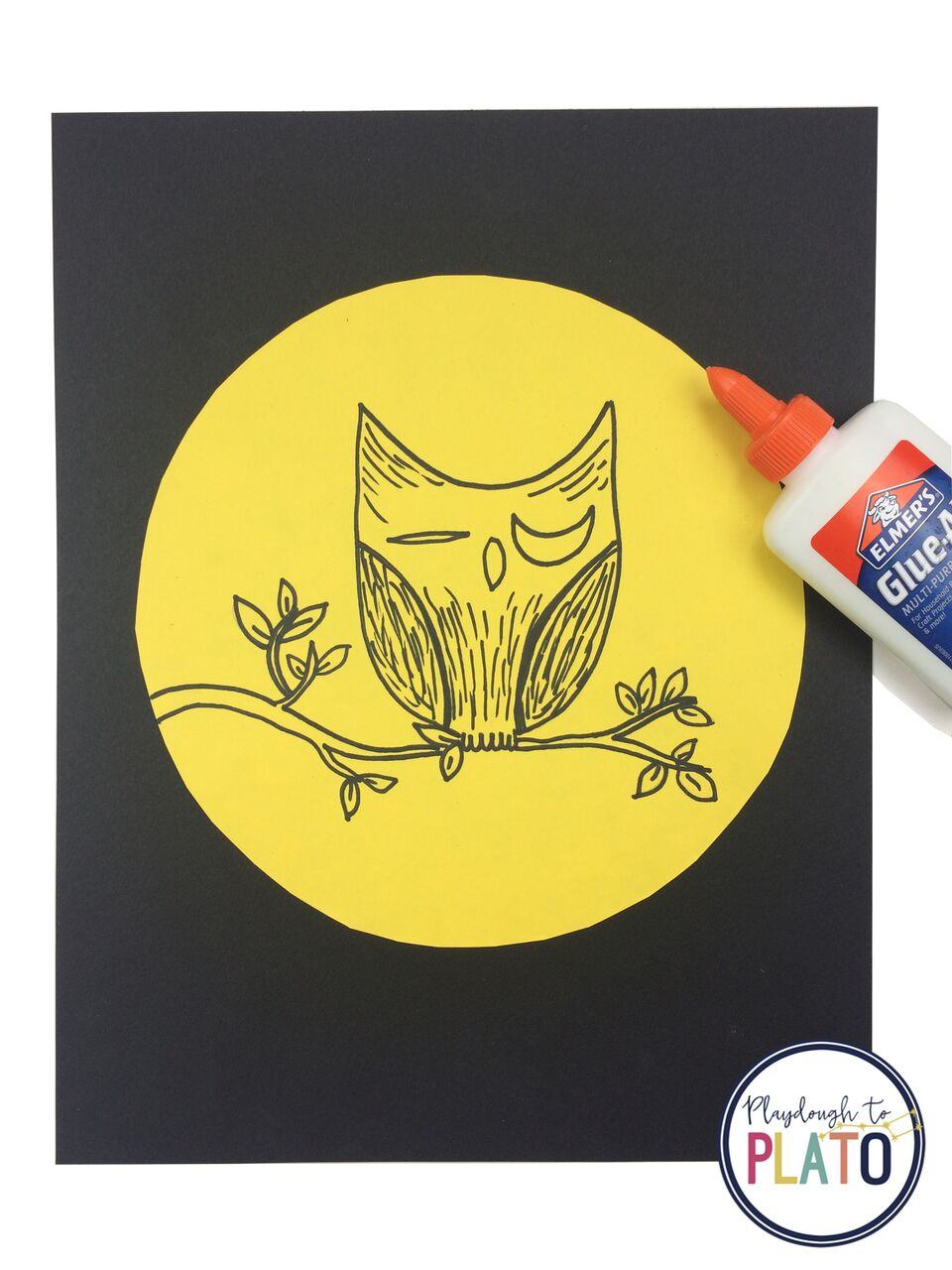 The Owl and the Moon - Playdough To Plato