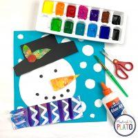Snowman Craft