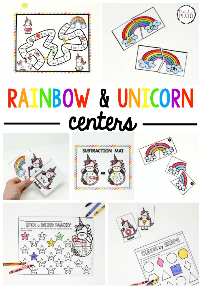 Rainbow + Unicorn Centers