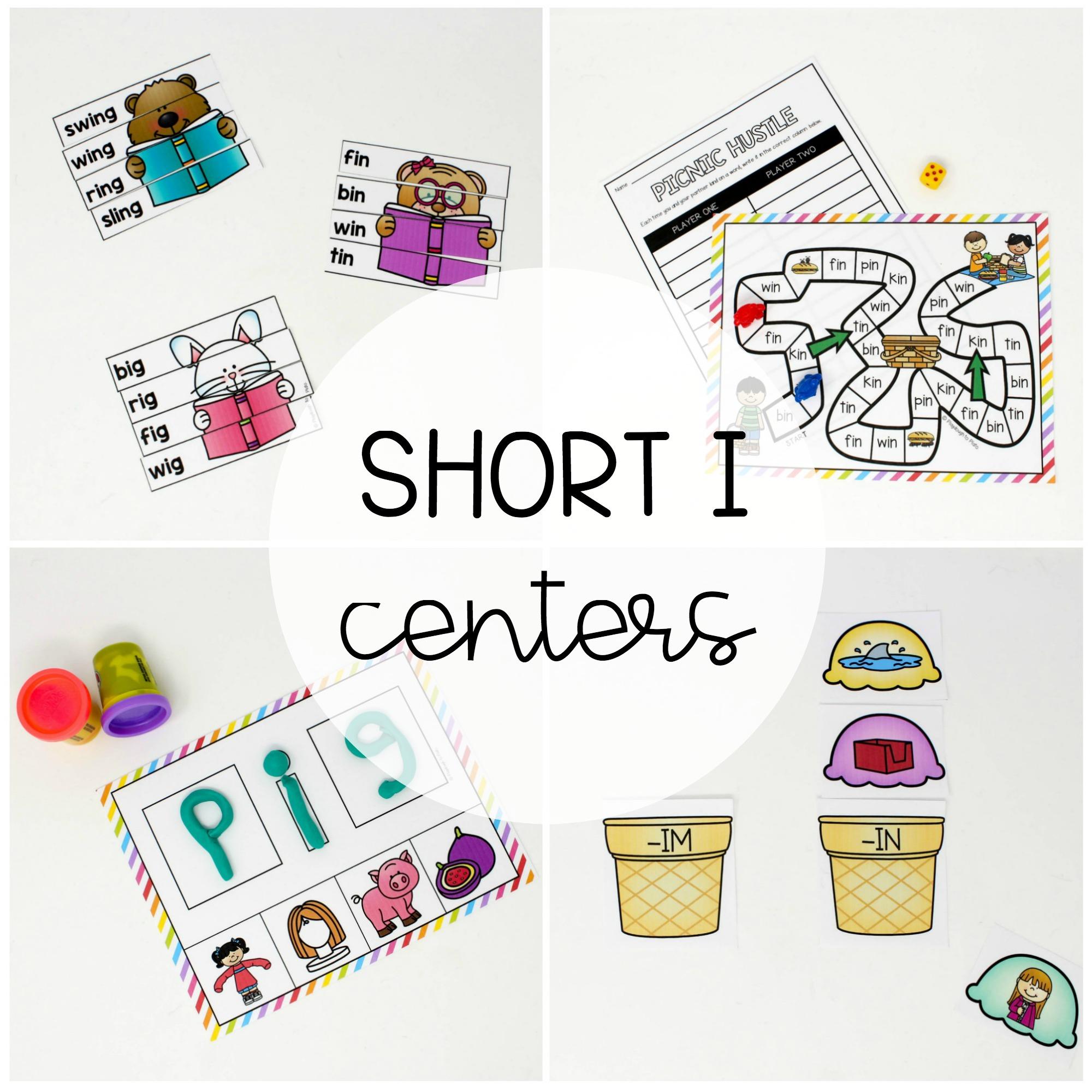Short I Centers