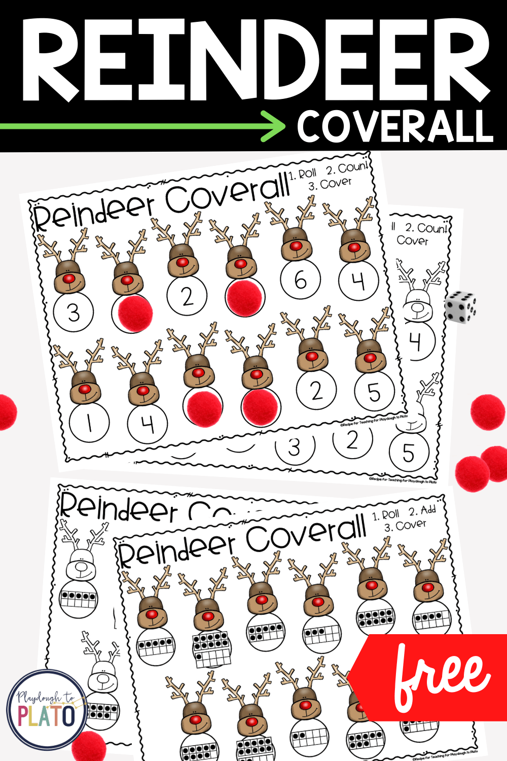 Reindeer Coverall Activity