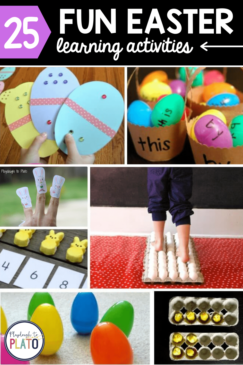 25 Fun Easter Learning Activities