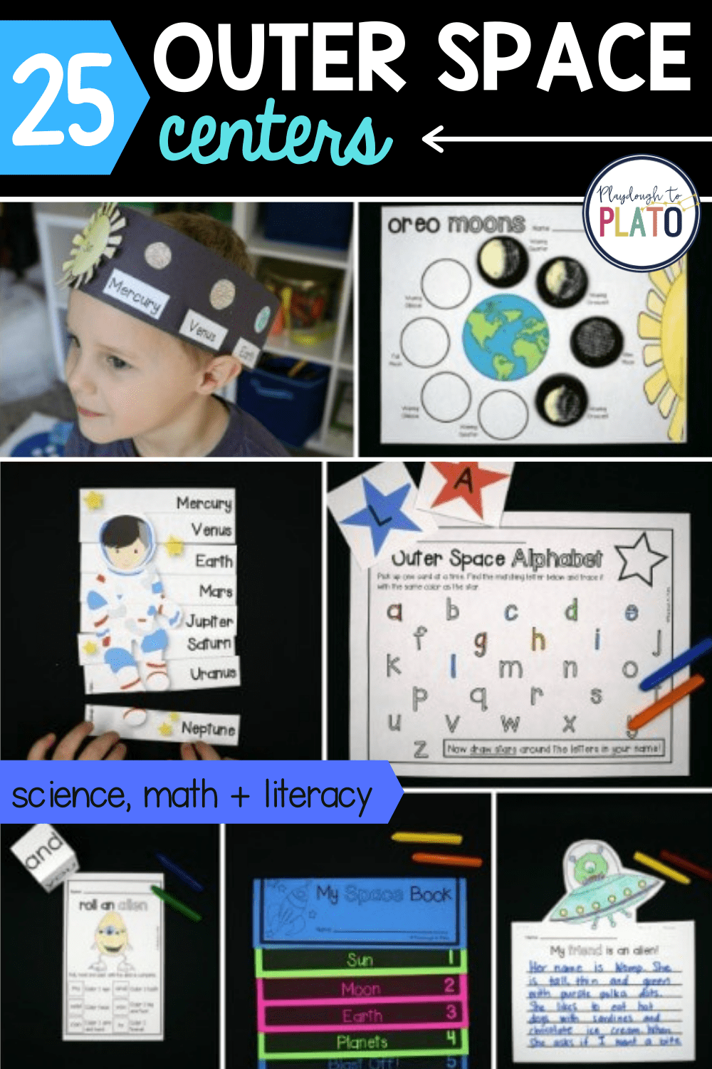 25 Outer Space Activities