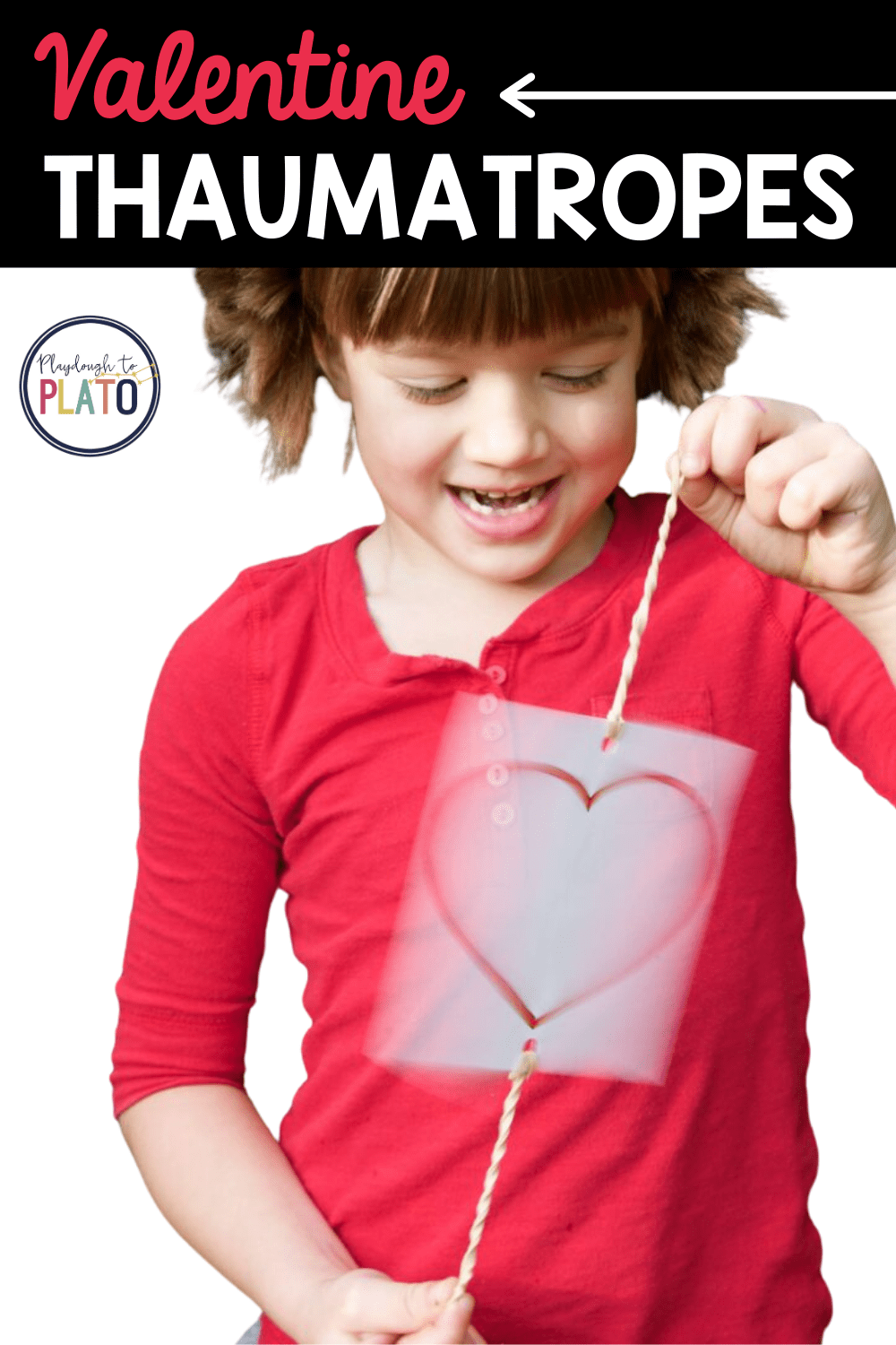 Valentine Thaumatrope Activity