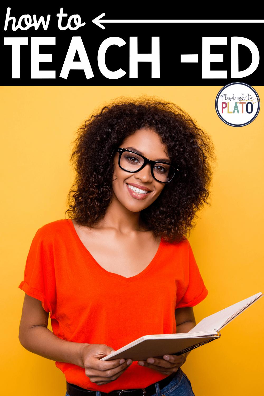 How to Teach ED
