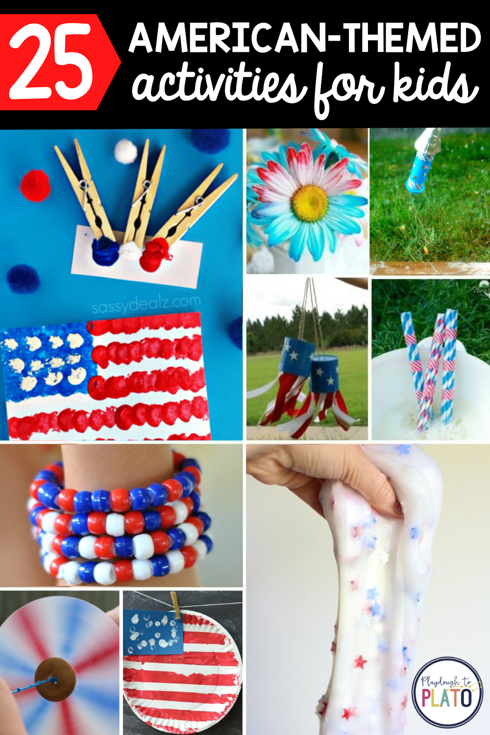 25 American-Themed Activities for Kids