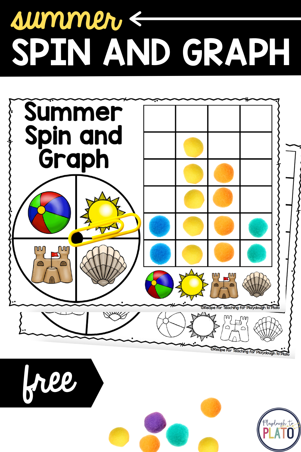 Summer Spin and Graph