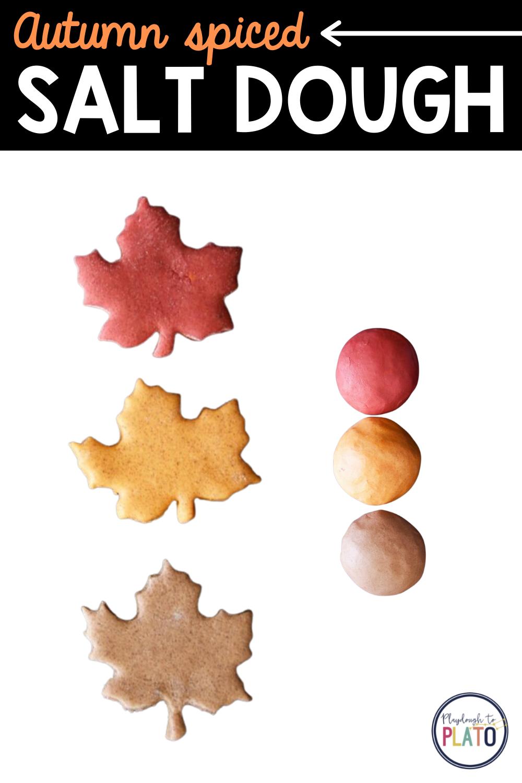 Autumn Spiced Salt Dough Recipe