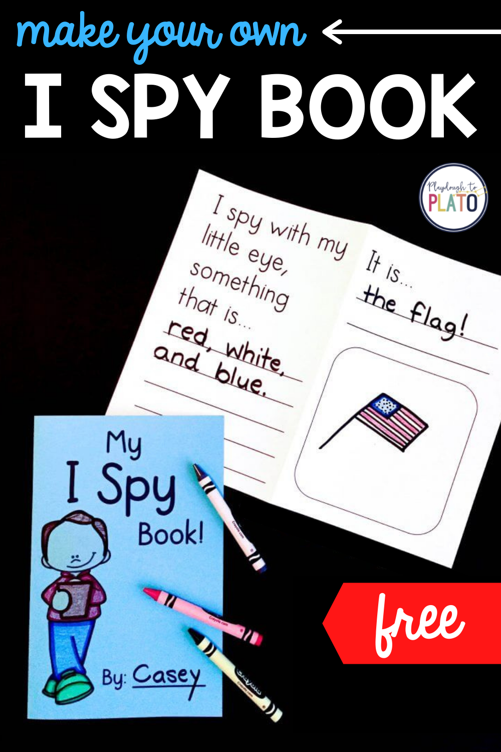 Make Your Own I Spy Book